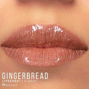 SeneGence LipSense Gingerbread Limited Edition